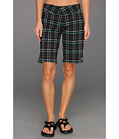 Oakley - Palm Plaid Short
