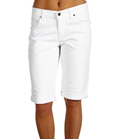 CJ by Cookie Johnson - Loyalty Knee Short in Optic White