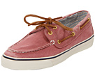 Sperry Top-Sider - Bahama 2-Eye (Washed Red Salt/Washed Canvas) - Footwear