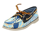 Sperry Top-Sider - A/O 2 Eye (Sea Scarf Blue)