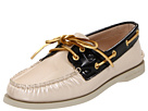 Sperry Top-Sider - A/O 2 Eye (Nude Patent/Black)