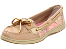 Sperry Top-Sider - Angelfish (Linen/Coral Rope (Sequins))