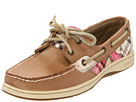 Sperry Top-Sider - Bluefish 2-Eye (Linen/Sand Plaid) - Footwear
