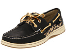 Sperry Top-Sider - Bluefish 2-Eye (Black/Leopard)