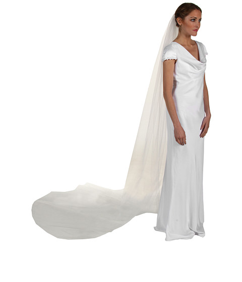 Nina Claire Single Tier Cathedral Veil