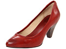 Frye - Regina Pump (Burnt Red Soft Vintage Leather) - Footwear