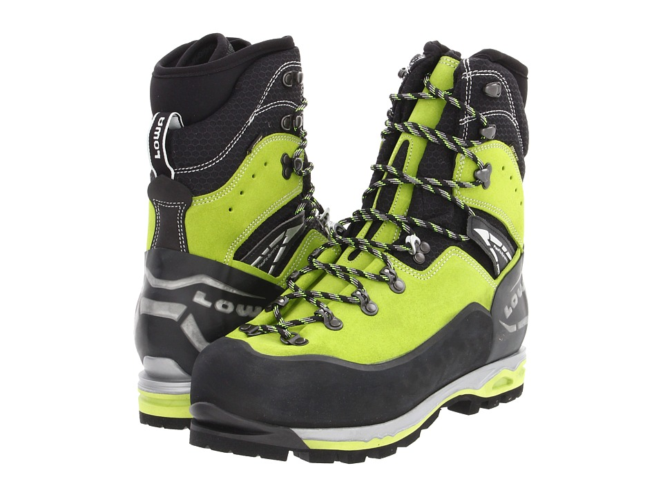 Lowa - Weisshorn GTX(r) (Lime/Black) Mens Climbing Shoes