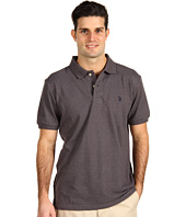 U.S. POLO ASSN. - Solid Polo with Small Pony