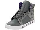 Supra - Skytop (Grey/Purple/White) - Footwear