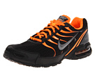 Nike - Air Max Torch 4 (Black/Metallic Grey/Total Orange/Black)