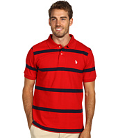 U.S. Polo Assn - Small Pony Narrow Stripe Polo