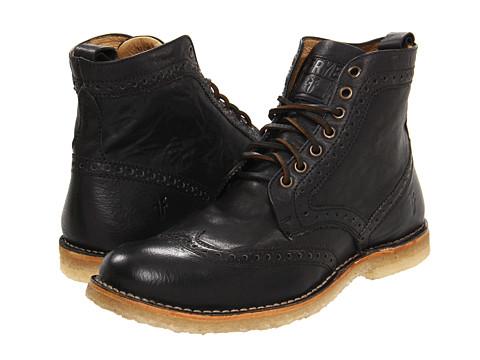 Frye Hudson Wingtip Boot