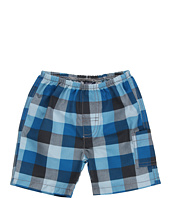 Charlie Rocket - Buffalo Plaid Swim Short (Infant)