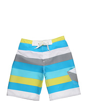 Charlie Rocket - Multi Stripe Swim Short (Toddler/Little Kids/Big Kids)