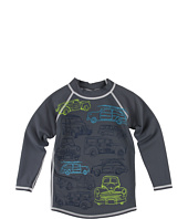 Charlie Rocket - Woodies Rashguard (Toddler/Little Kids/Big Kids)