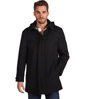 Rainforest - Wool Twill Coat