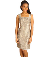 Jones New York - Square Neck Princess Seam Dress