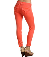 Hudson - Colllin Crop Skinny in Tangerine