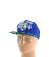 Mitchell & Ness - NBA® Reverse Stack Snapback - Dallas Mavericks