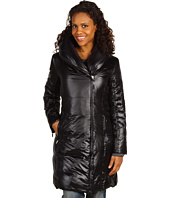 Rainforest - Shiny Cire Down Coat with Pillow Collar W6557