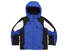 Spyder Kids - Boy's Guard Jacket (Big Kids) (Just Blue/Black/White) - Apparel