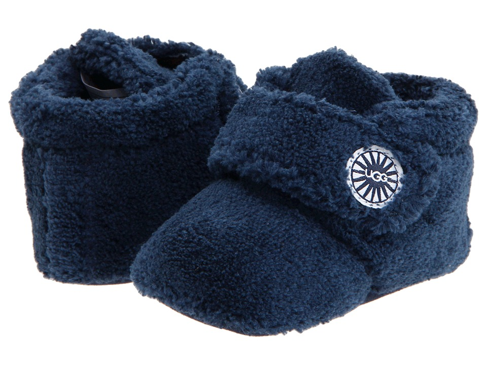 UGG Kids Bixbee Infant/Toddler New Navy Girls Shoes