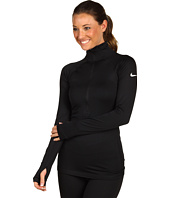 Nike - Nike Pro Hyperwarm II Fitted Half-Zip