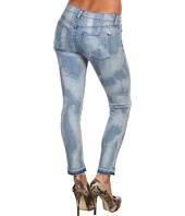 Hudson - Nico Mid-Rise Crop Super Skinny in Indigo Splash