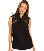 Z Spoke ZAC POSEN - Lace S/L Top