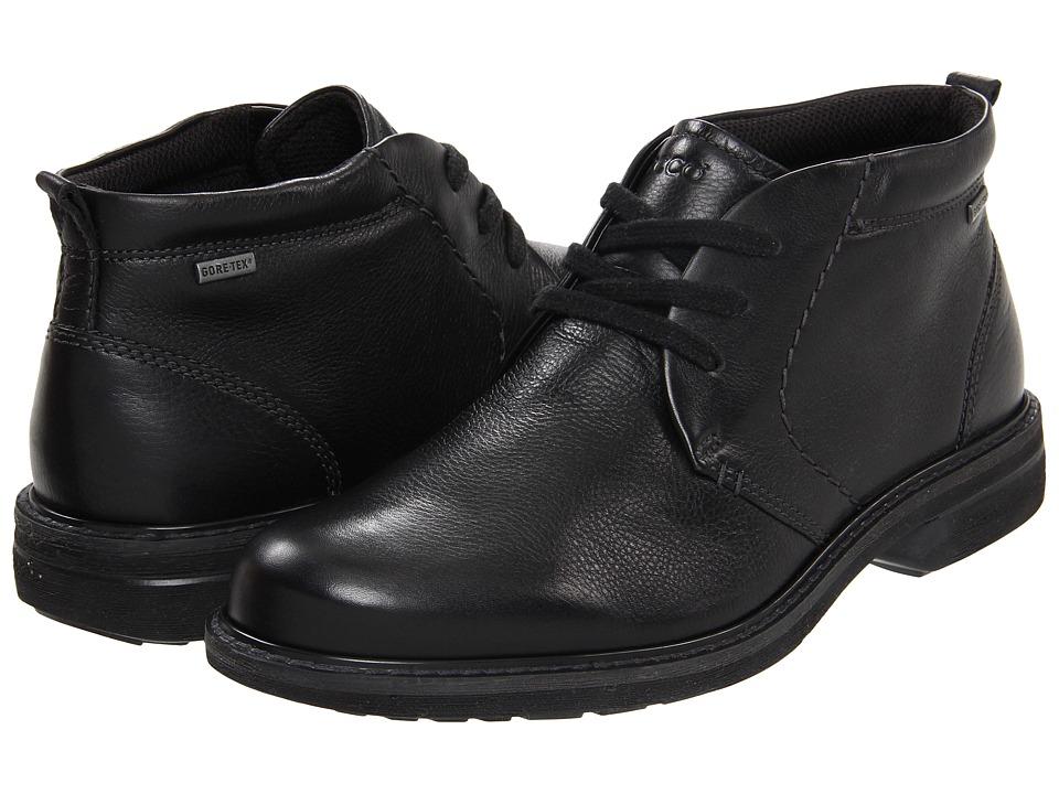 ECCO Turn GTX Boot (Black) Men
