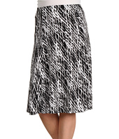 Jones New York - Petite Gramercy Park Printed Flare Skirt