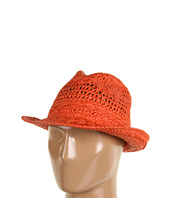 Echo Design - Textured Straw Fedora