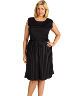 Jones New York - Plus Size Gramercy Park Pleated Dress