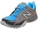 New Balance WO889 Grey, Blue Shoes