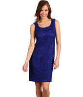 Jones New York - Scoop Neck Lace Dress