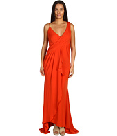 Z Spoke ZAC POSEN - Jersey Wrap Gown