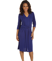Jones New York - 3/4 Sleeve Fit and Flare Dress