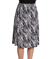 Jones New York - Gramercy Park Printed Flare Skirt