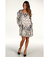 Just Cavalli - Apache Long Sleeve Tunic Dress