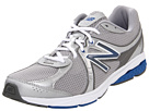 New Balance MW665 Silver, Blue Shoes