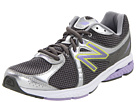 New Balance WW665 Black, Purple Shoes