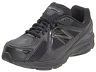 New Balance WW847 Black Shoes