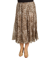 Jones New York - Plus Size Long Gored Skirt