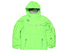 Spyder Kids - Girl's Tresh Jacket (Big Kids) (Green Flash/Green Flash/Green Flash) - Apparel