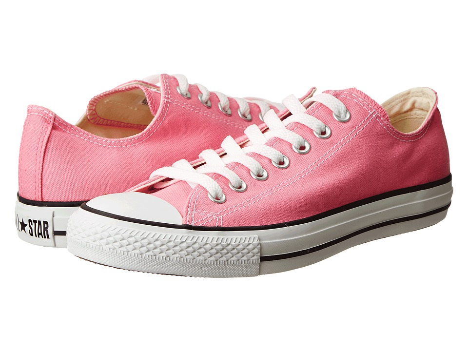 Converse Chuck Taylor(r) All Star(r) Core Ox (Pink) Class...