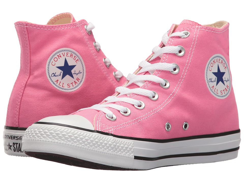 Converse Chuck Taylor All Star Core Hi Pink Classic Shoes