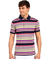 Faconnable - Polo Shirt in Beige Multi