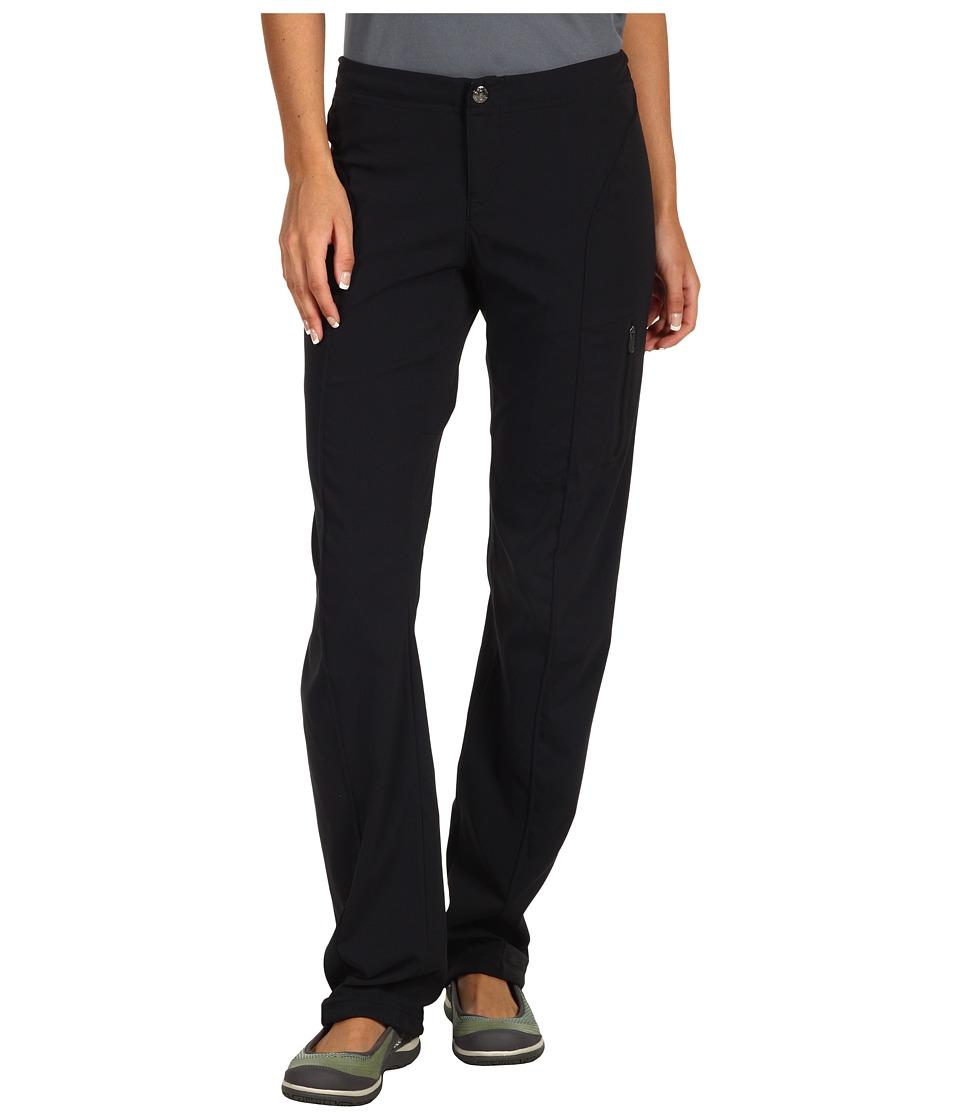 Columbia Just Right Straight Leg Pant (Black) Women