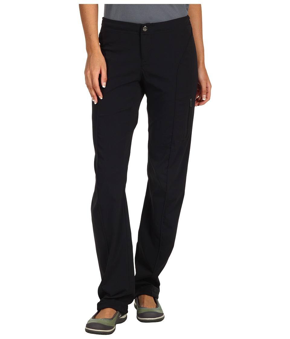 Columbia - Just Righttm Straight Leg Pant (Black) Womens Casual Pants