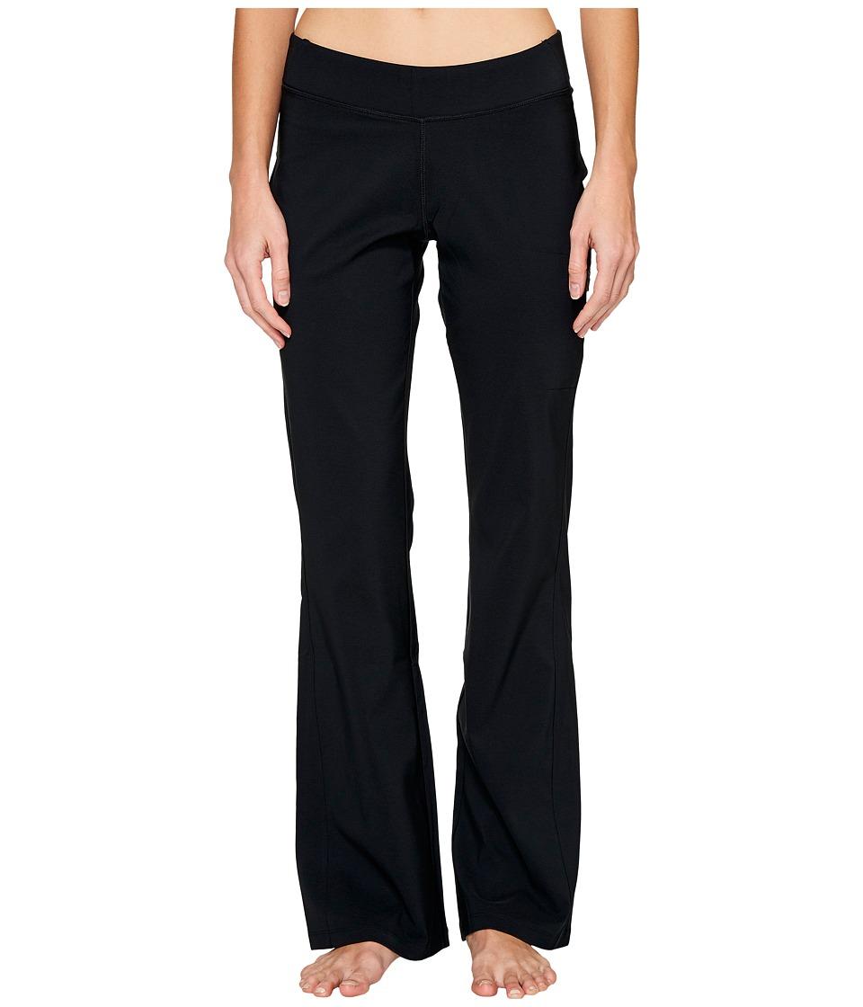 Columbia - Back Beautytm Boot Cut Pant (Black) Womens Clothing